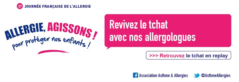 B1 journée française de l'allergie